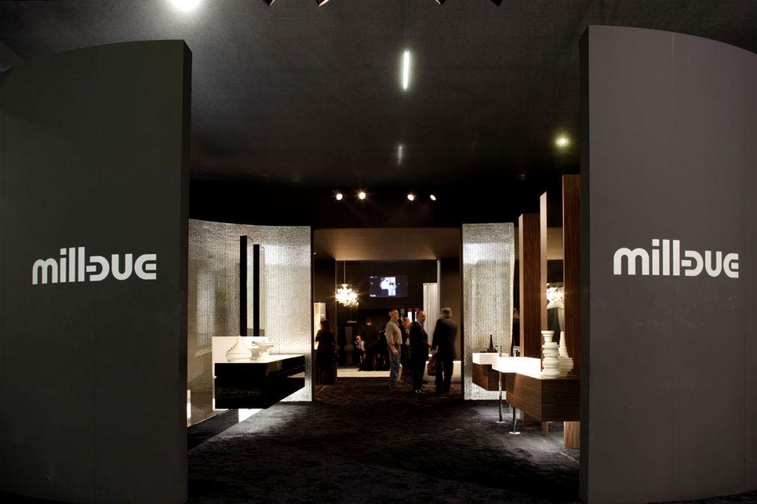 Stand Milldue - Lino Codato Interior Design