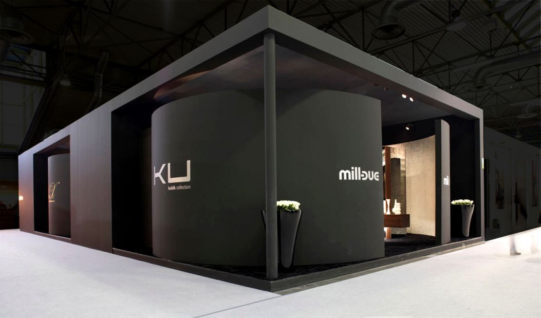 Stand Milldue - Lino Codato Design & Communication