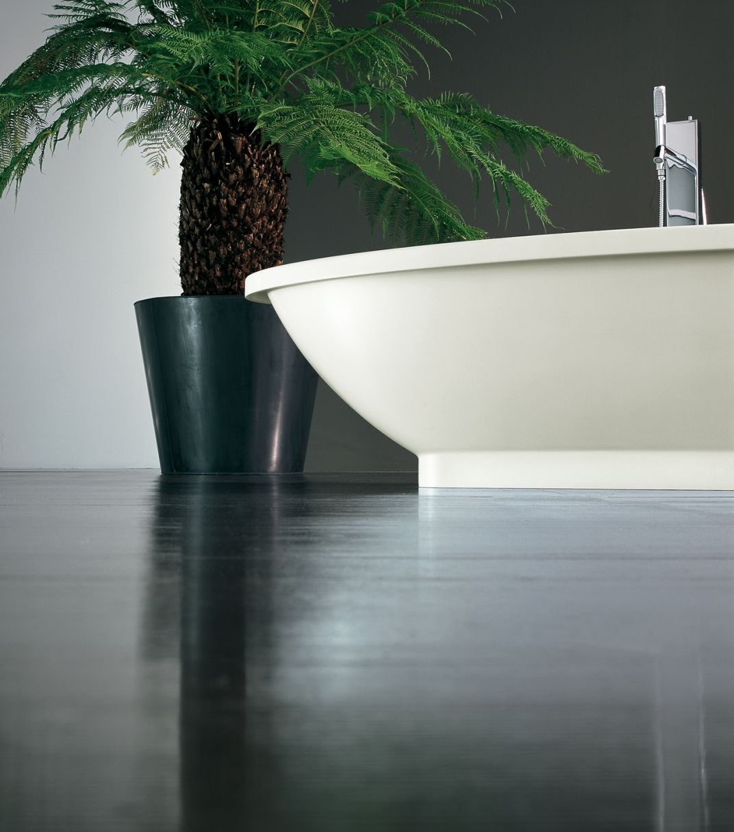 Tulip / Axia Bath Collection - Lino Codato Interior Design