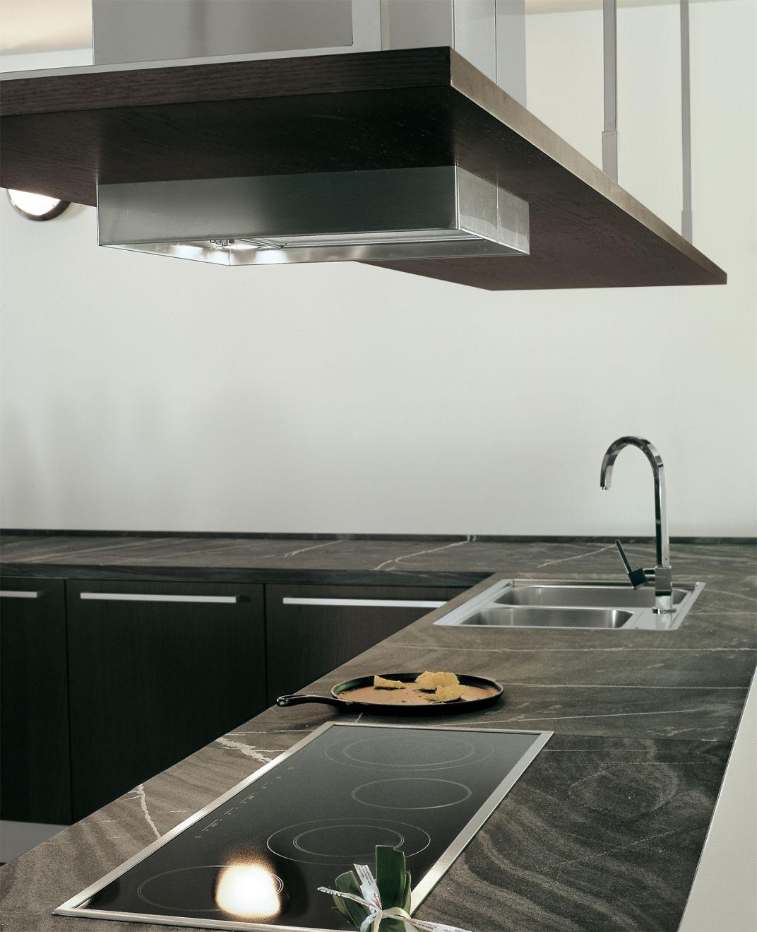 Stone /Bravo Cucine - Lino Codato Interior Design