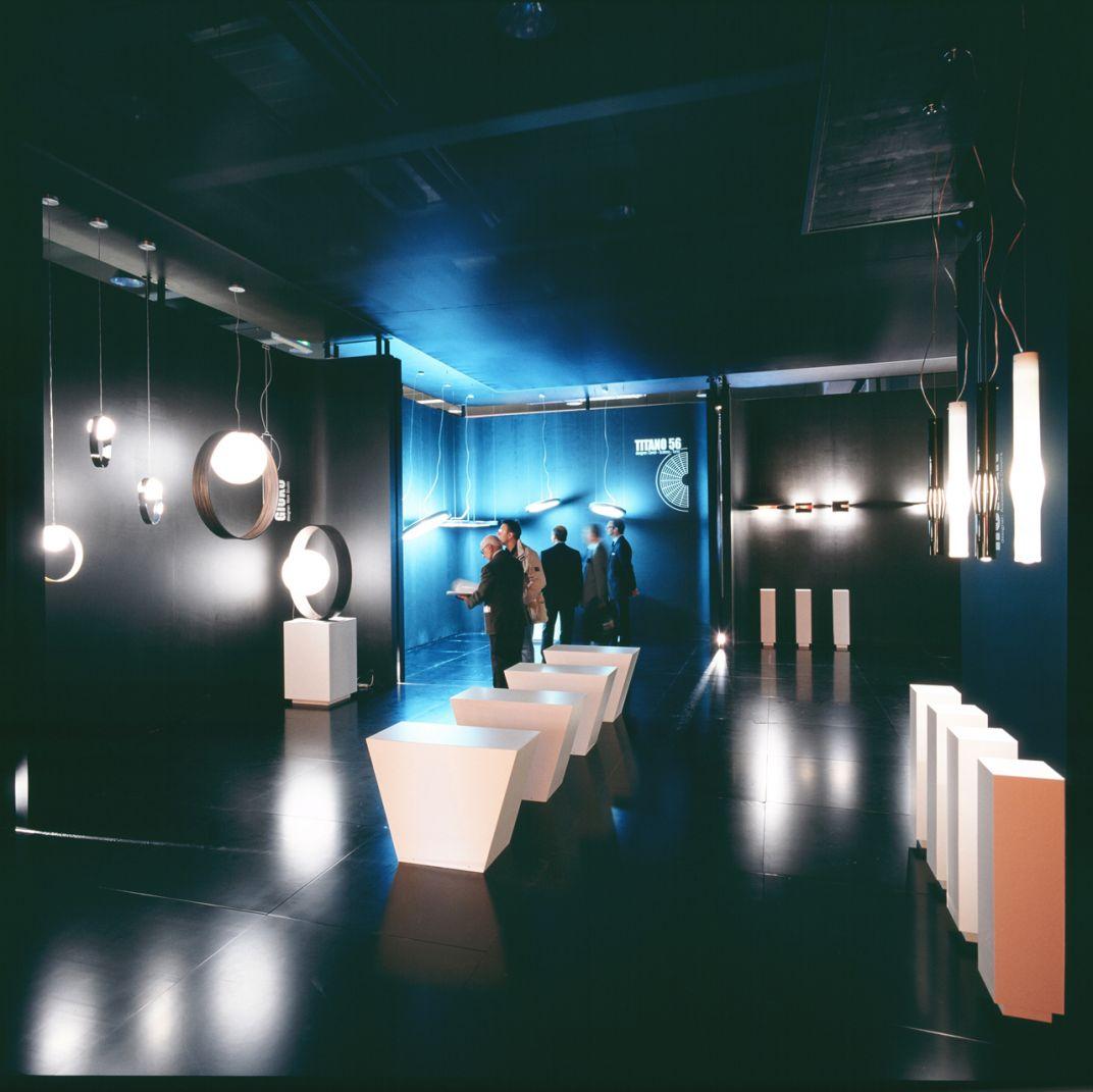 Stand I Tre - Lino Codato Interior Design