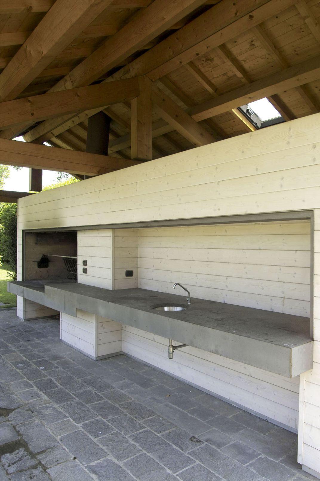 Outdoor Abitazione Privata - Lino Codato Interior Design