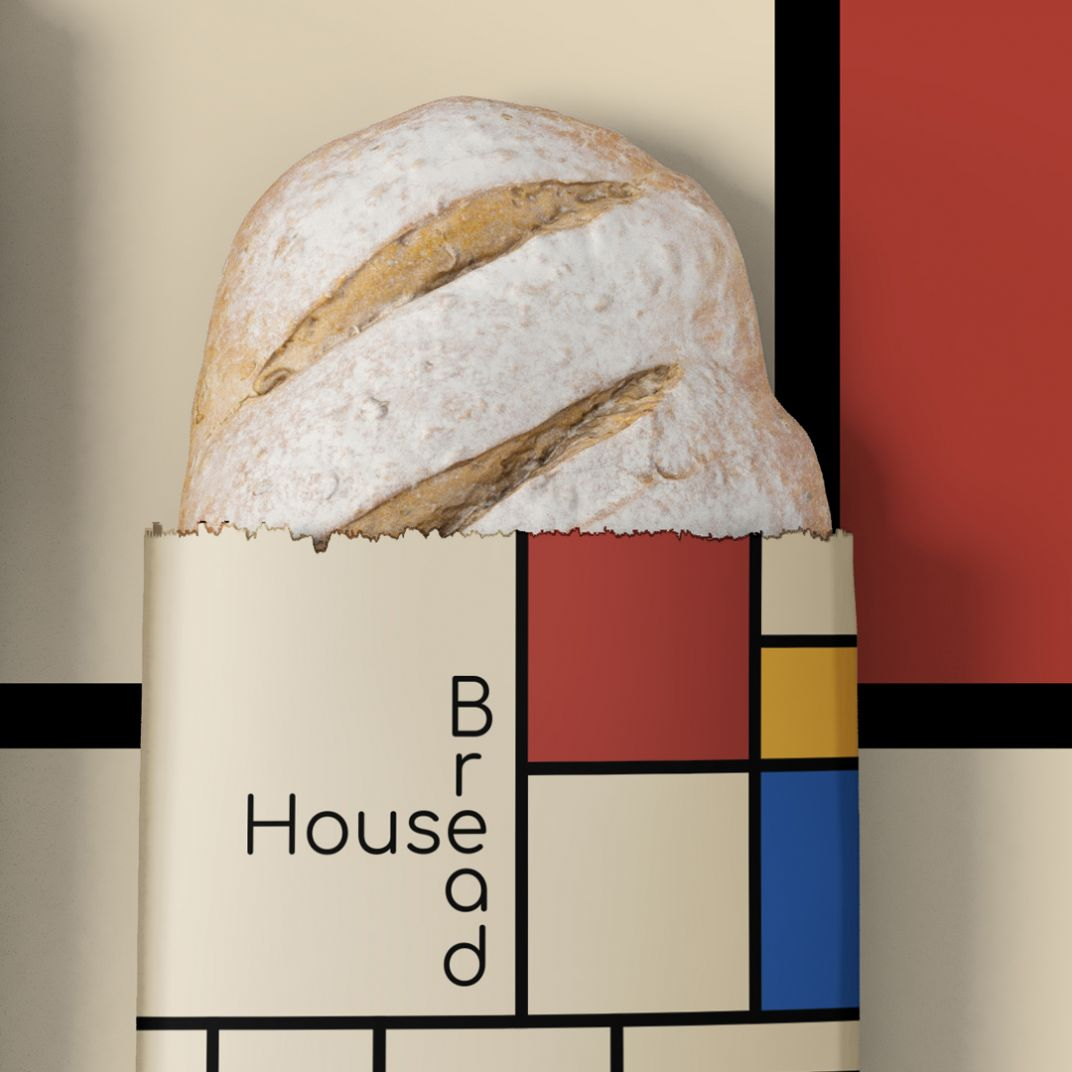 House Bread - Lino Codato Design & Communication