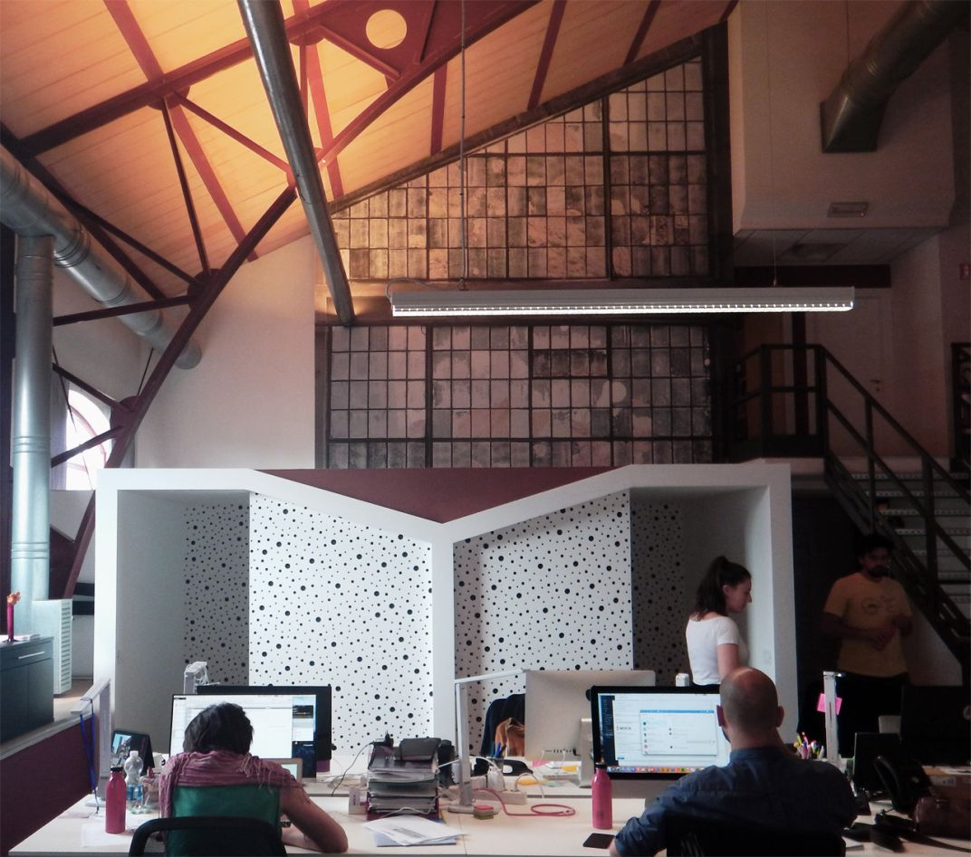 Office Moca Interactive / Treviso - Lino Codato Interior Design