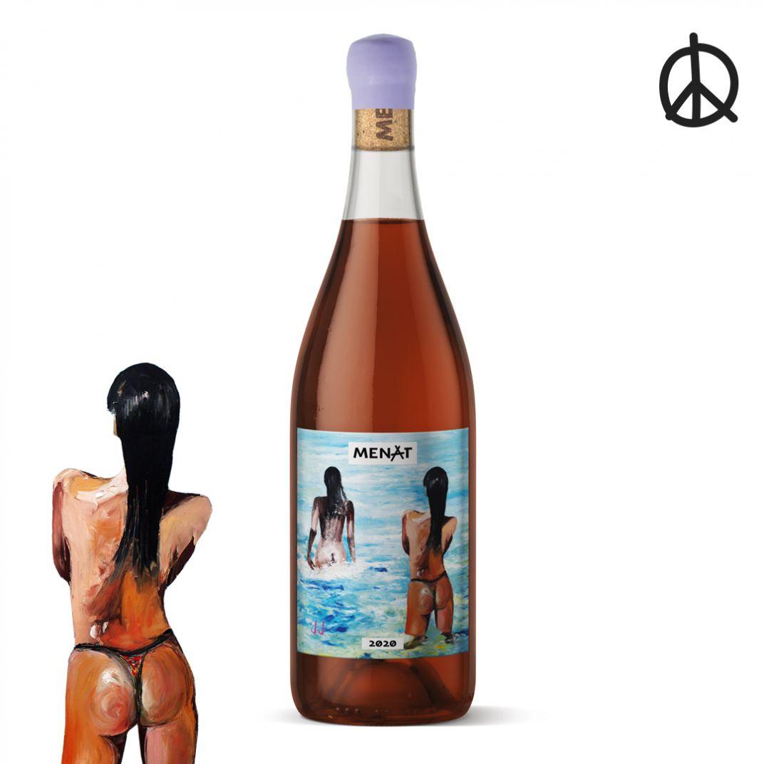MENAT /Wine Brand - Lino Codato Interior Design