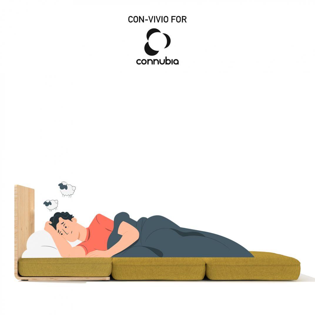 CON-VIVIO / Connubia - Lino Codato Interior Design
