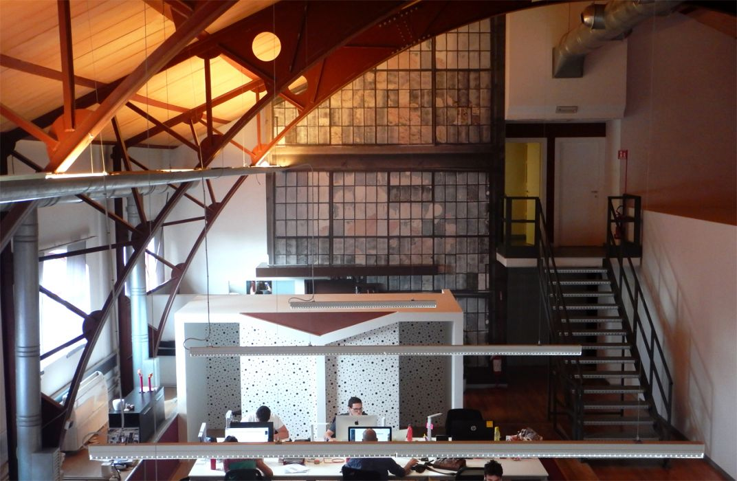 Office Moca Interactive / Treviso - Lino Codato Interior Design