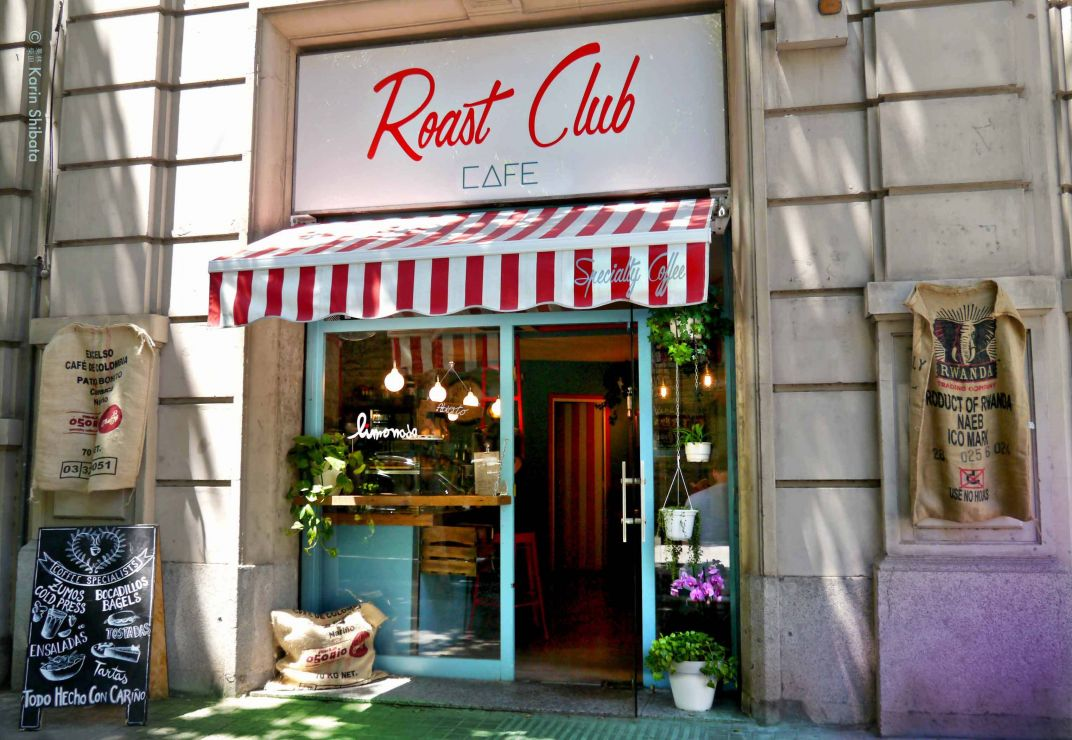 Roast Club / Barcelona - Lino Codato Interior Design