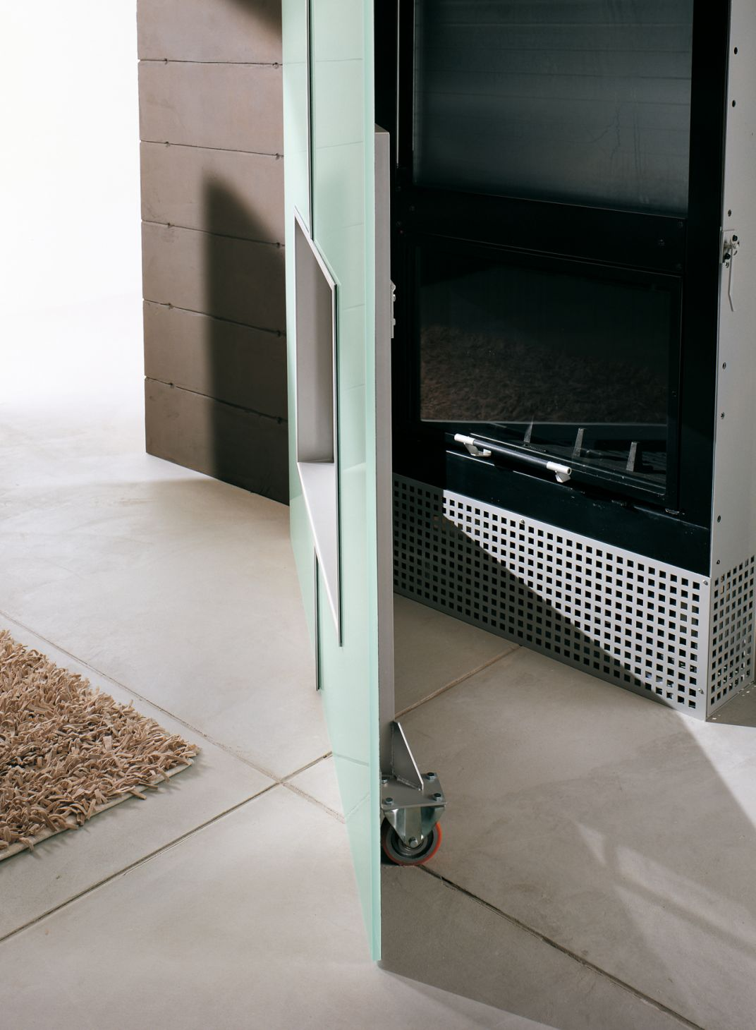 Square / Edilkamin - Lino Codato Interior Design