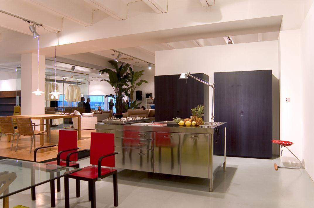 Negozio Xtraliving - Lino Codato Interior Design